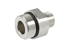 "Model BB-DSA17   3/4"" NPT Threaded Adapter for Disposable Extreme Duty Desiccant Breather Model BB-XD-6"
