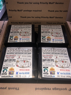 RUSTICANO - Wholesale Case