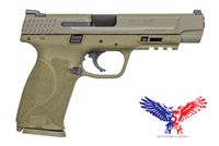 S&W M&P 2.0 9mm FDE Full Size