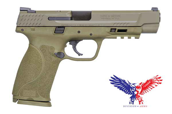 S&W M&P 2 0 9mm FDE Full Size