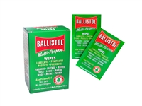 Ballistol Multi-Purpose Box of Wipes (10)