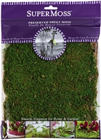 Sheet Moss Preserved, 2oz