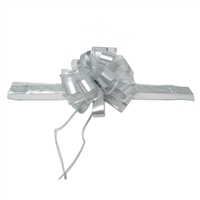 Snow Ribbon Pull Bow