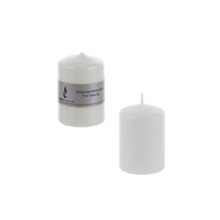 "2""X3"" Dome Top Candle"