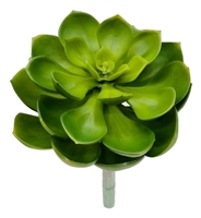 Artificial Succulent Green Pick