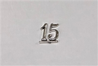 15 Party Favor Silver