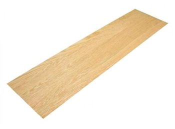 Solid Oak String Cover 2.4mtr x 260mm x 8mm