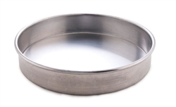 "American Metalcraft Pizza/Cake/Layer Pan, 12"" Alum - A80122"
