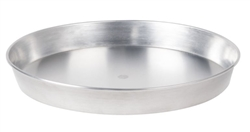 "American Metalcraft Tapered Pizza Pan 16""x2"" Alum - A90162"