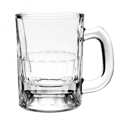 Glass, Beer Tasting Mug 3 1/2 oz, 90069 by Anchor Hocking.