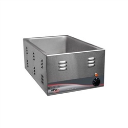 "Food Warmer, 12"" x 20"" Opening - 120V, W-3VI by APW Wyott."