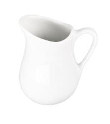 Creamer, 4 oz Ceramic  - White, 900149 by BIA Cordon Bleu.