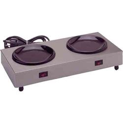 Coffee Warmer, 2 Burner, 8852D by Bloomfield.