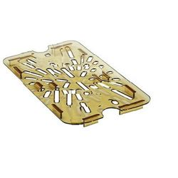 Hot Food Pan Drain Tray - For Half Size Pans, 20HPD150 by Cambro.