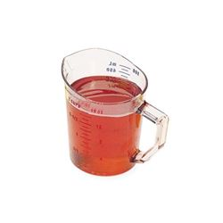 Measuring Cup, Plastic 1 Pint, 50MCCW135 by Cambro.