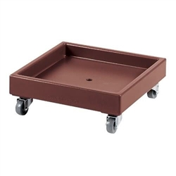 Dishrack Dolly, Dark Brown - CD2020131 by Cambro.