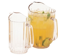 Cambro Pitcher, 32oz Polycarb, Clear - P320CW