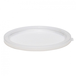 Food Container Lid, For RFS1148 1 qt  - White, RFSC1148 by Cambro.