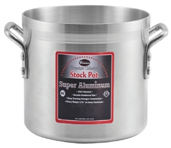 CCK Stock Pot, Heavy Duty Aluminum, 32 Quart - AXS-32 by CCK
