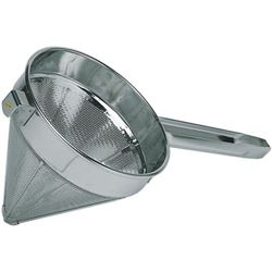 "China Cap Strainer Fine Mesh 10"" (S-5010F), CC-10F by California Cooking."