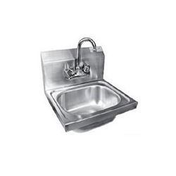 Sink, Hand - Wall Mount With Lead Free Faucet, CCHS-SSGby California Cooking.
