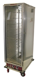 Transport/Proofing Cabinet, Heated And Insulated Full Size Sheet Pan Runners - 120V, INHPL-1836C-DGT by Cal