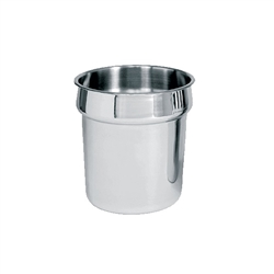 CCK Inset, Round 7 qt Stainless Steel - IS-70 by California Cooking.