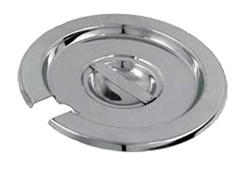 Inset Cover, With Slot For 11 qt Round Inset, ISC-110 by California Cooking.