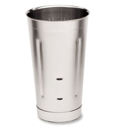 Milk Shake Cup, 32 oz - Stainless Steel, MC-30 by CCK .