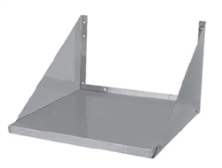 California Cooking Microwave Shelf WM 24x18x12 SS - MS-2418