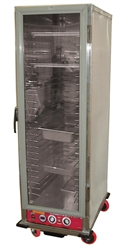 Transport/Proofing Cabinet, Heated Non-Insulated Full Size Universal Runners - 120V, NHPL-1825-UNC by Cal