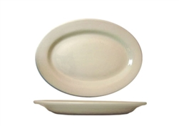 "California Cooking Platter, Oval, 11.5"" x 8.25"" - RO-13"