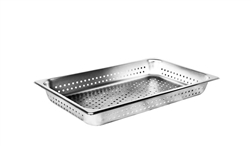 "California Cooking Steam Table Pan Full Perforated 2.5""D - STPA3002PF"