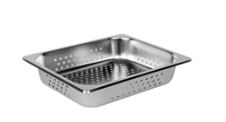 "California Cooking Steam Table Pan 1/2 Perforated 2.5""D- STPA3122PF"