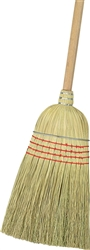 Broom, Warehouse Style With Corn Bristles - 36855 by Carlisle.