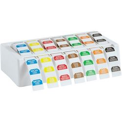 "Trilingual 1"" Daydots- Kit - All Days, 7700 by Daydots."