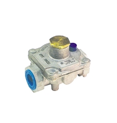 "Gas Regulator, 3/4"" Convertible Nat-LP - RV48CL-42 by Dormont."