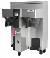 Coffee Brewer, Automatic Twin Airpot, 200-240V, CBS-2132XTS by FETCO.