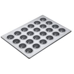 Muffin Pan,  Mini Muffin Size 24 Cup, 905245 by Focus Foodservice.