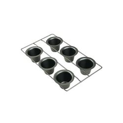 Popover Pan, 6 Cup, 926561 by Focus Foodservice.