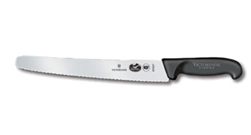 "Victorinox Swiss Army Bread Knife Fibrox Handle 10-1/4"" - 5.2933.26-X10"