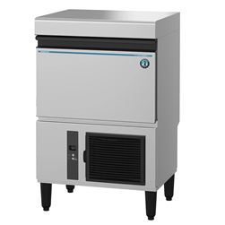 "Ice Maker Machine, Cube 50lb 24 3/4"" - IM-50BAA-Q by Hoshizaki."