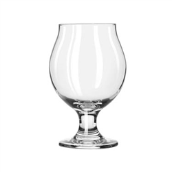 Beer Glass, Belgian Beer Glass 13oz - 3807 by Libbey