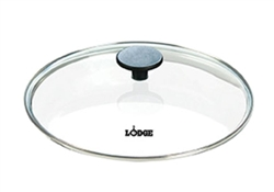 "Lodge Glass Cover, 12"" dia - GL12"