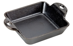 "Lodge Mini-Server Square 4-3/4"" - HMSS"