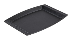 "Lodge Rectangle Cast Iron Griddle 11x7.75"" - LSCP3"