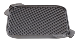 "Lodge Square Cast Iron Griddle Reversible 10.5"" - LSRG3"