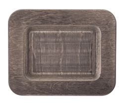 Lodge Rectangle Wood Underliner HMSRC - UMSRC