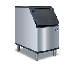 "Ice Storage Bin, 22"" Wide, 265 lb Capacity - D-320 by Manitowoc."