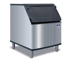 "Ice Storage Bin, 30"" Wide, 365 lb Capacity - D-400 by Manitowoc."